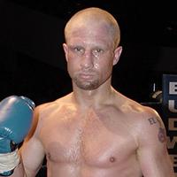 Billy Irwin Pro Boxer