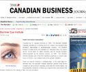Bochner Eye Institute - The Canadian Business Journal