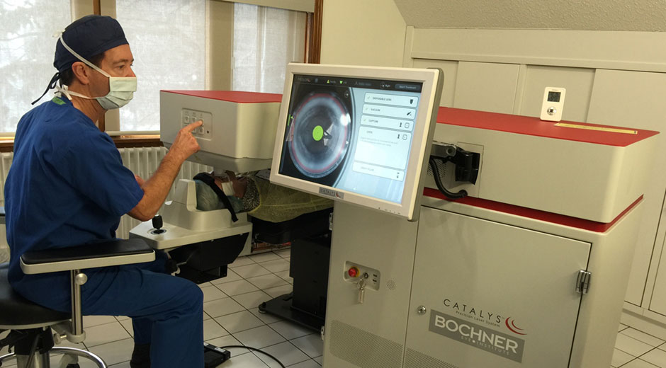 Toronto Laser Cataract Surgery