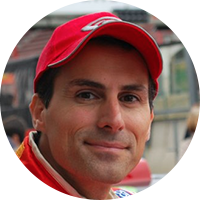 Robert Calisi Professional Race Driver