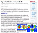 Topo-guided Ablation: Coming into Its Own