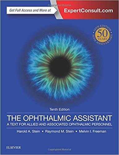 The Ophthalmic Assistant 10th Edition